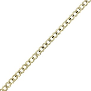 14k Yellow Gold 10 Chain Ankle Bracelet