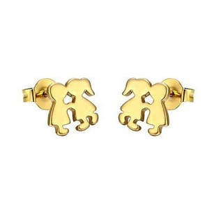 Other Boy Girls Children 14k Gold Plated Stainless Steel Kids Clearance