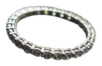 Other Tiffany,Co,Plat,Full,Circle,Diamond,Eternity,Band,Sz6.25