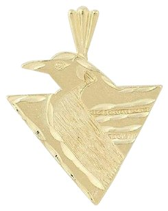 Other Pittsburgh Penguins Pendant - 14k Yellow Gold Hockey Nhl Sports Team Fan