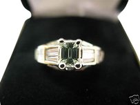 Fine,18kt,Diamond,Engagement,Solitaire,With,Accents,Yellow,Gold,Ring,1.78ct