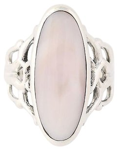 Other Kabana Mother Of Pearl Ring - Sterling Silver 6.25