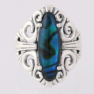 Other Kabana Ring - Sterling Silver Abalone 34 -