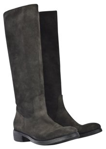Other Knee High Charcoal Boots