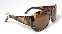 Linda Farrow Project Erickson Beamon Oversize Arm Detail Sunglasses Italy