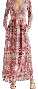 Pink Maxi Dress by