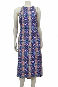 Multi-Color Maxi Dress by Three Of Something Rodeo
