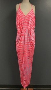 Multi-Color Maxi Dress by Soul Harmony Energy Pink