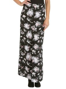 Stillwater The Button Front Maxi Skirt Multi-Color