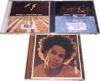 Other MAXWELL 3- CD Set;