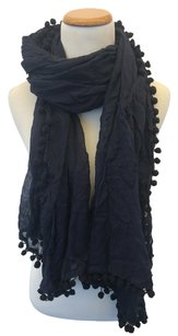 Other Navy Blue Scarf