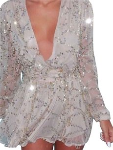Night Out Date Night Sequin Dress