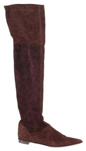 Parallele Paris Womens Brown Boots
