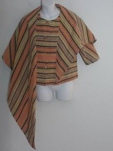 Tia Cibani Mixed peach Jacket