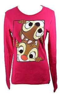 Other Ice By Iceberg Gm110i4m Graphic Tee Womens T Shirt Pink