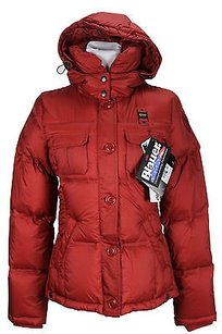 Blauer Usa Puffer Solid Coat
