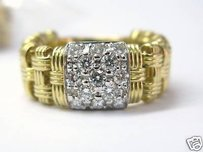 Other Roberto Coin Diamond Ring 0.58ct 18kt