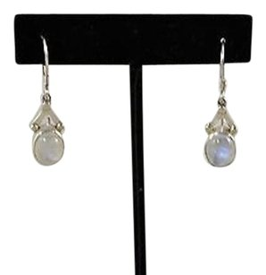 Other Sajen 925 Silver Moon Stone Dangle Earrings