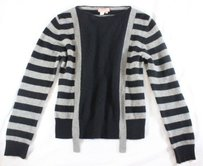 How Adorbs Noodle Striped Sweater