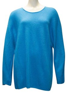 Shamask Cashmere Scoop Sweater