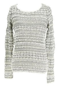 Other Inc Internional Concepts Striped Womens Cotton Sweater