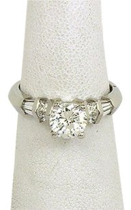 Other Scott Kay Platinum Diamonds Solitaire Ring Mounting Only