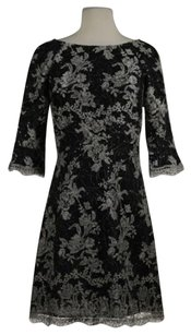 Other Abs Bloomingdales Womens Floral Med Career Dress