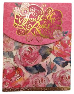 Smell the Roses notepad