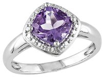 Other Sterling Silver 1 25 Ct Tgw Amethyst Fashion Ring