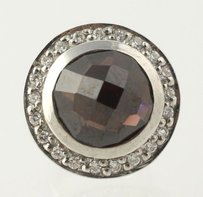 Other Story Elements By Kranz Ziegler - Sterling Silver Charm 4408891 Smoky Ring
