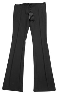 Imperial Womens Black Straight Leg Jeans