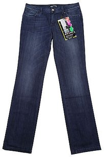 Whos Who Womens Straight Leg Jeans