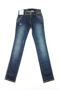 By Carlo Chionna Hunto Straight Leg Jeans