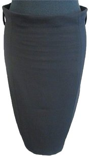 Other Straight Pencil Skirt Black