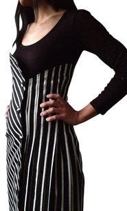 Other Stripes Sheath High Waist Dress
