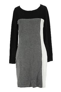 short dress Charcoal Inc Internional Concepts on Tradesy
