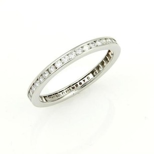 Other Tiffany Co. Platinum 0.40ct Diamond Eternity Wedding Band