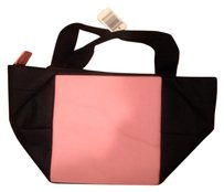 Tote in Black and Pink