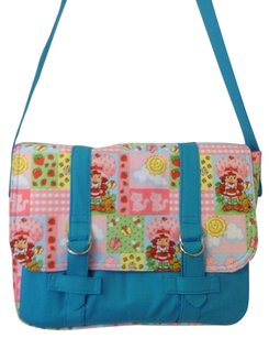 Other Totes Messenger Cross Body blue Diaper Bag