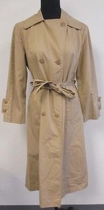 Other Edwards International Blend Double Breasted Trench T724 Trench Coat