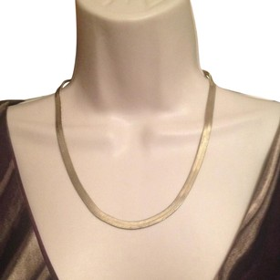 Vintage Gold Plated Chain 18