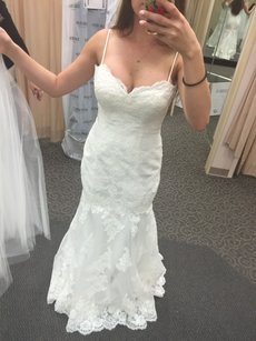 Lace Custom Gown Wedding Dress