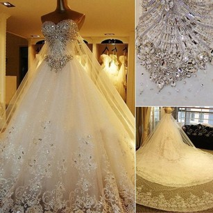 Beaded Wedding Dress Wedding Dress