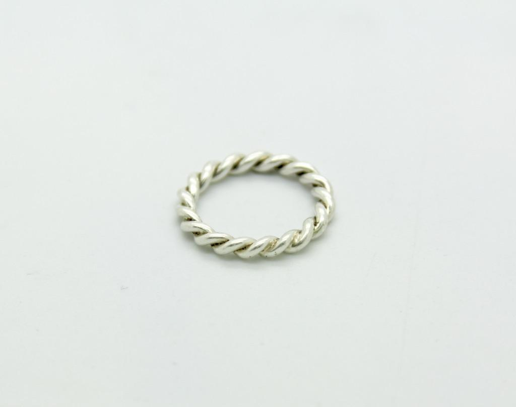 ceecaf11e ... purchase pandora pandora ale s925 48 sterling sliver intertwined twisted  ring.