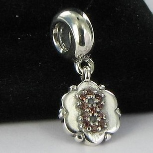 PANDORA Pandora Bead 790550ga4 Special Numbers Dangle Charm Discontinued