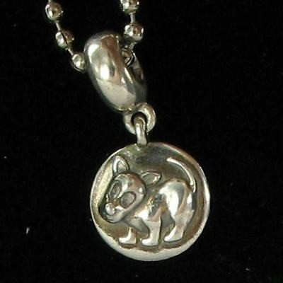 Engravable Chinese Zodiac Dog Tag Necklace: PANDORA Pandora Bead Charm 790877 Chinese Zodiac Dog
