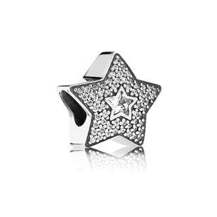PANDORA Wishing Star Bead