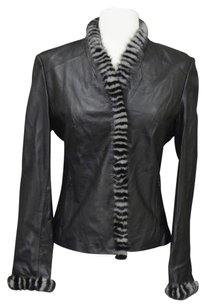 Paolo Santini Leather Jacket