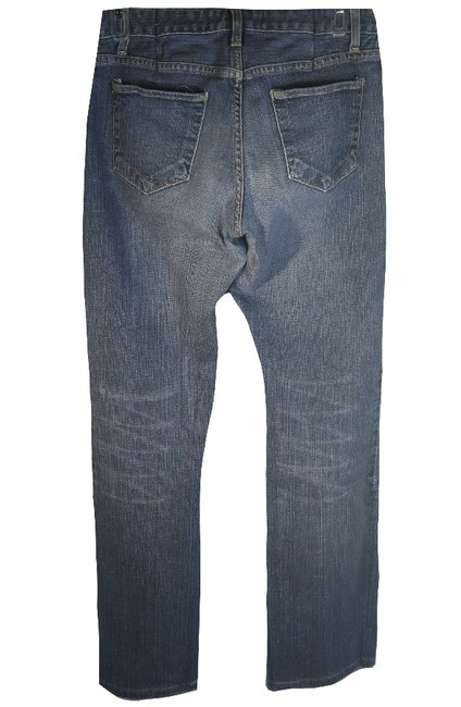 Paper Denim & Cloth Zig-zag Relaxed Fit Jeans-Distressed