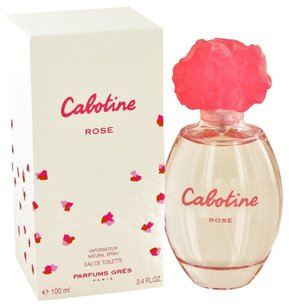 Parfums Gres Cabotine Rose By Parfums Gres Eau De Toilette Spray 3.4 Oz